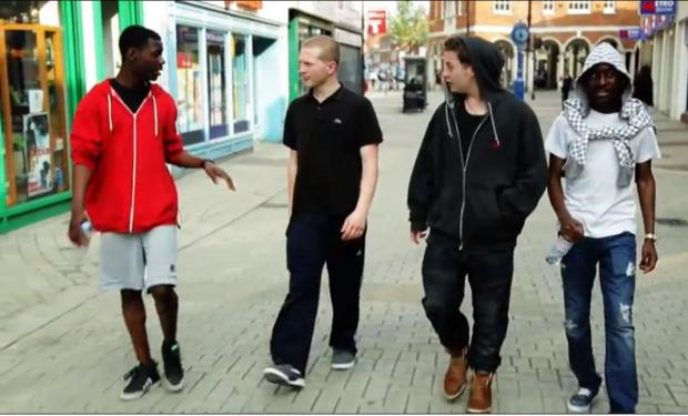 Wycombe rap video urges gangs to 'stop the violence'