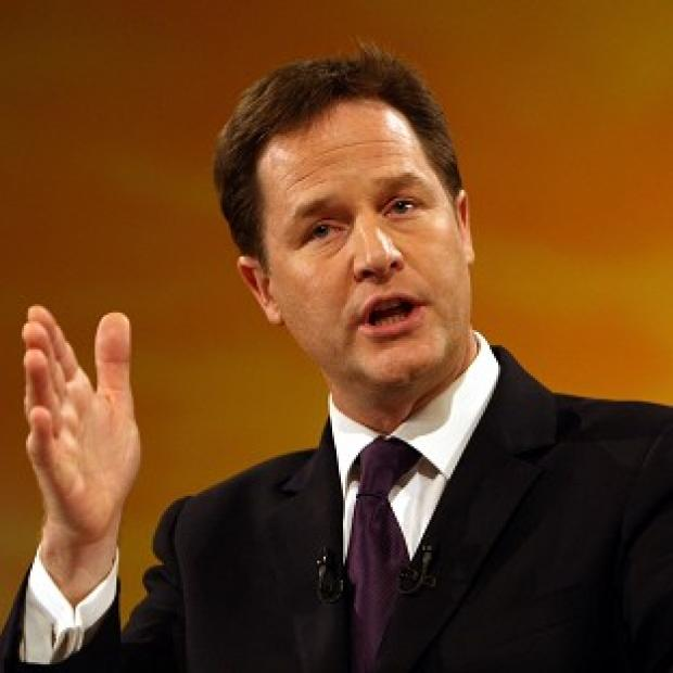 Deputy Prime Minister Nick Clegg said Lords reforms is a key part of the coalition agreement