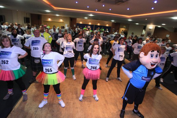 Charities rename annual walk