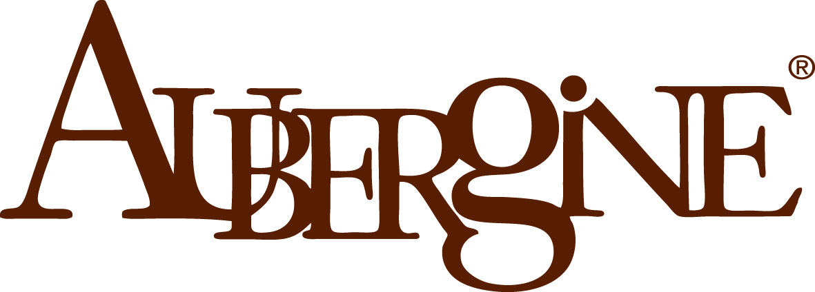 Logo for Aubergine at the Compleat Angler