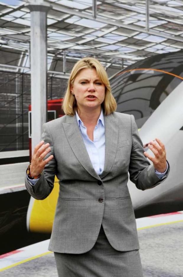 Justine Greening has been replaced as Transport Secretary by Patrick McLoughlin