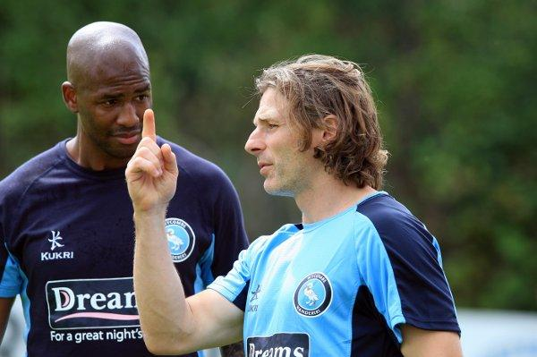 Gareth Ainsworth will be a great m