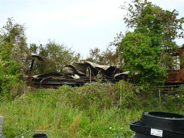 Charity saddened after historic train carriage destroyed in suspected arson
