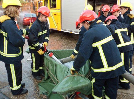 Learn life saving skills on Marlow course