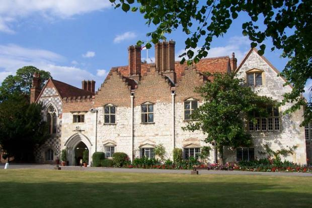Parts of Bisham Abbey will also be open to visitors during the day-long garden festival
