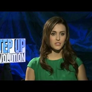 Kathryn McCormick stars in Step Up 4: Miami Heat