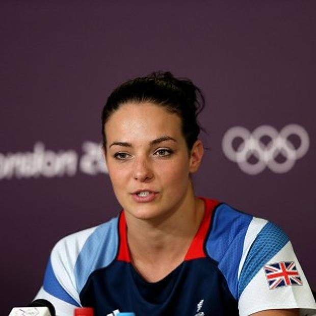 Keri-Anne Payne could add to Team GB's swimming medal in the open water event
