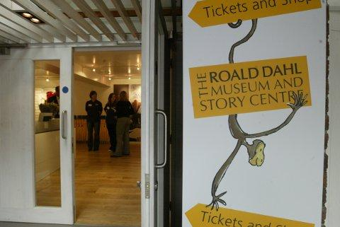 Roald Dahl Museum and Story Centre