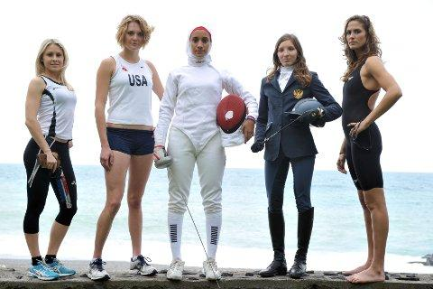 Modern pentathlon will be taking place in Greenwich Park