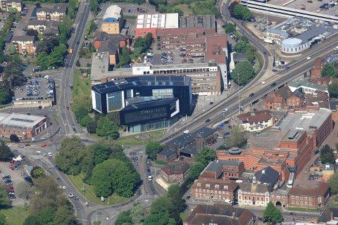 Roadworks to close Abbey Way gyratory