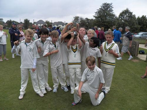 Great Kingshill U10s