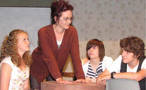 New play penned by group of young actors
