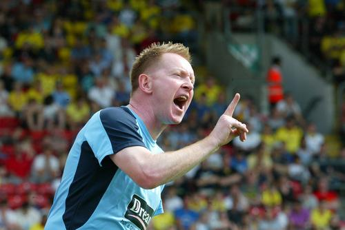 Waddock challenges players to show same desire