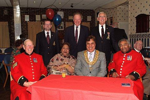 Celebration for Royal Artillery Association