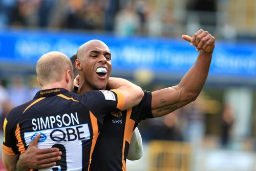 Tom Varndell scored on his return