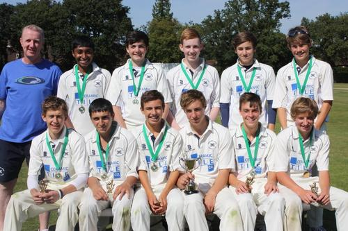Gerrards Cross U15s