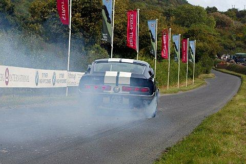 The popular Kop Hill Climb returns this weekend