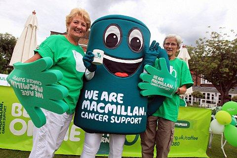 Your Macmillan World's Biggest Coffee Morning events