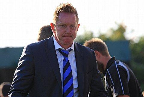 Waddock feels let down by players