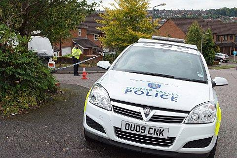 Downley fight: Arrested man sustained stab wounds