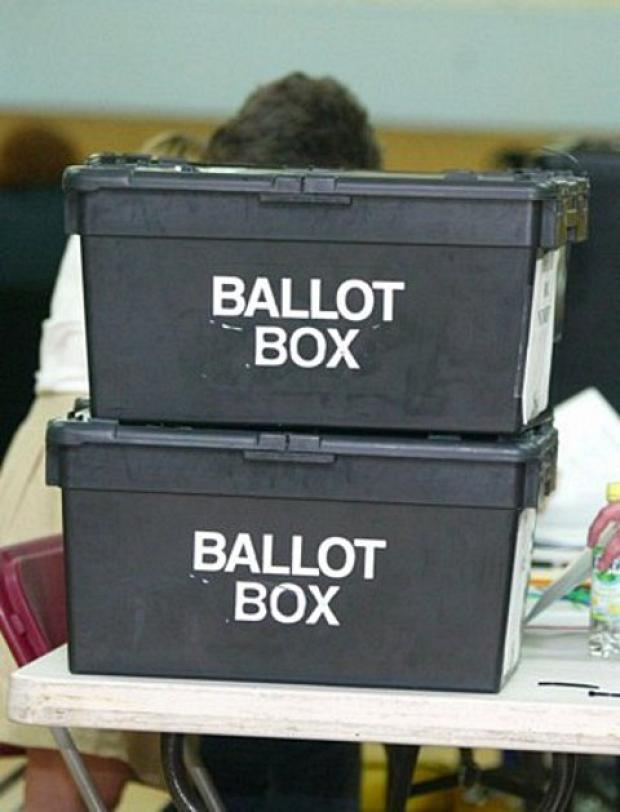 Council questions lack of polling cards