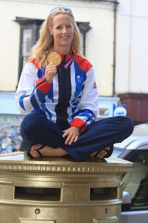 Paralympic star to give business talk