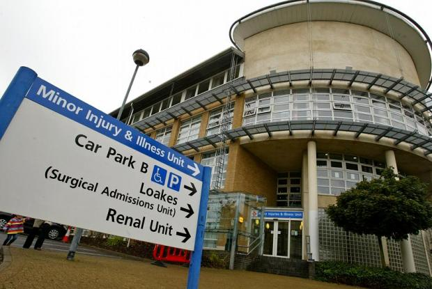 Bucks NHS Trust in special measures
