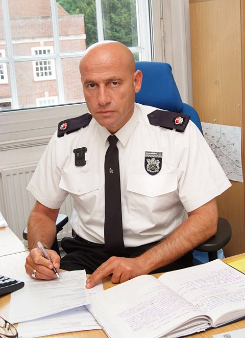 Top cop backs Police Crime Commissioner role