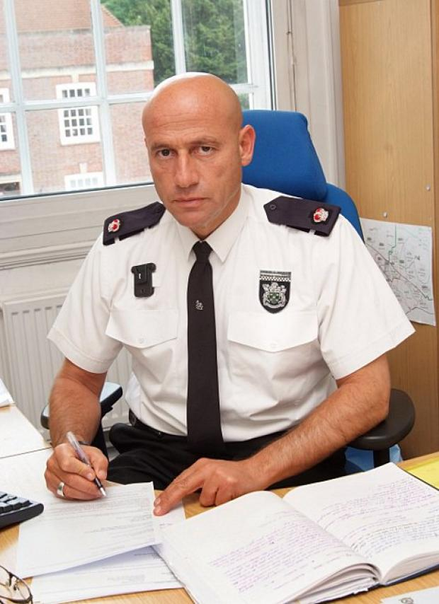 Wycombe's top cop calls for debate on what is 'anti-social behaviour'