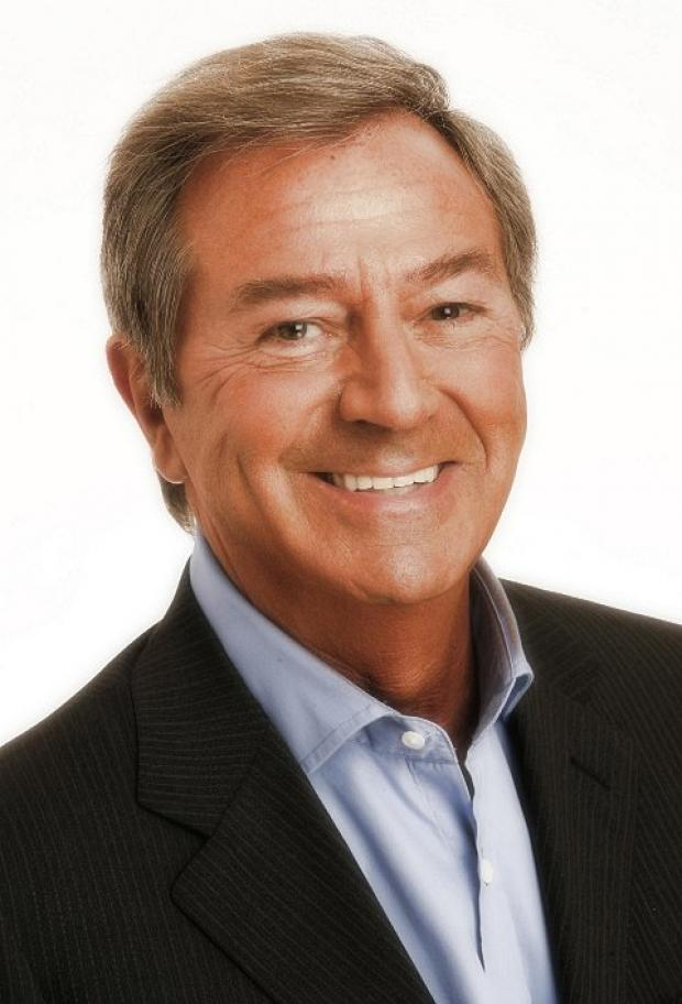 Des O'Connor. Photo by Ken McKay