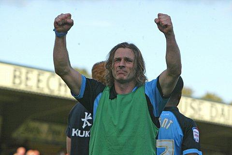 Gareth Ainsworth says he'll have the Wanderers players motivated for tomorrow's derby clash with Oxford