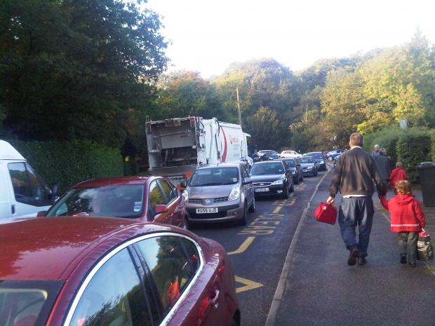 Residents fear further problems with traffic and are concerned about HGV vehicles travelling along the route