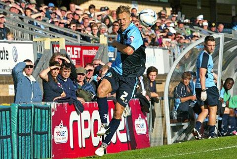 Danny Foster said Gareth Ainsworth has created a greater desire to win amongst Wanderers' players