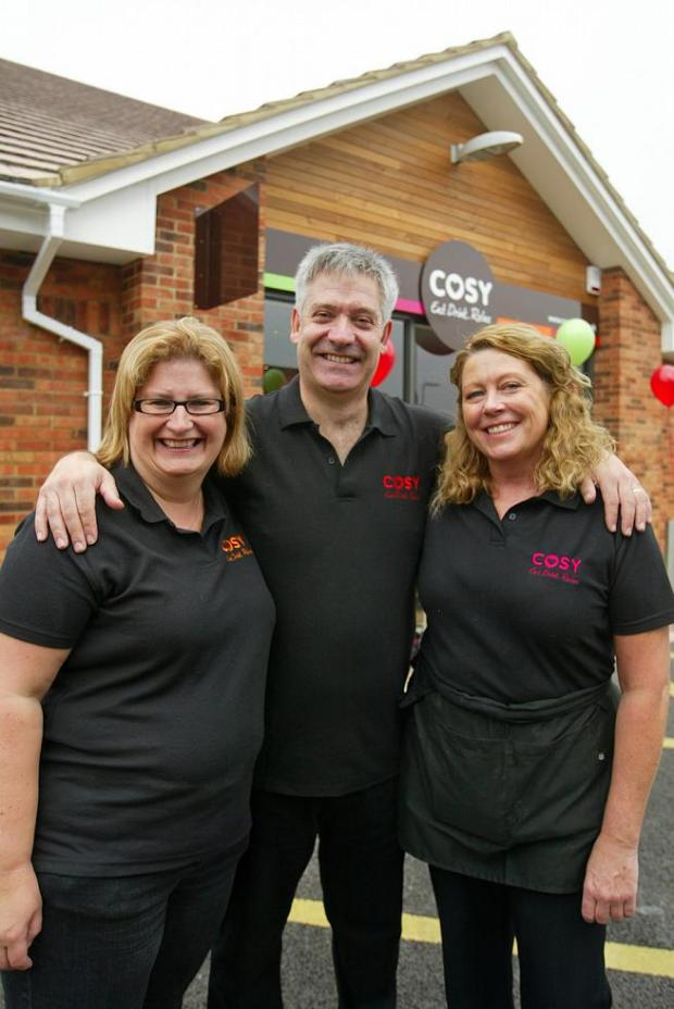 Community news: New cafe opens