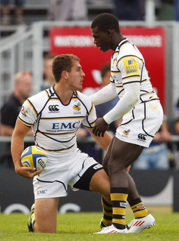 From RGS Wycombe to Wasps: Jack Wallace and Christian Wade