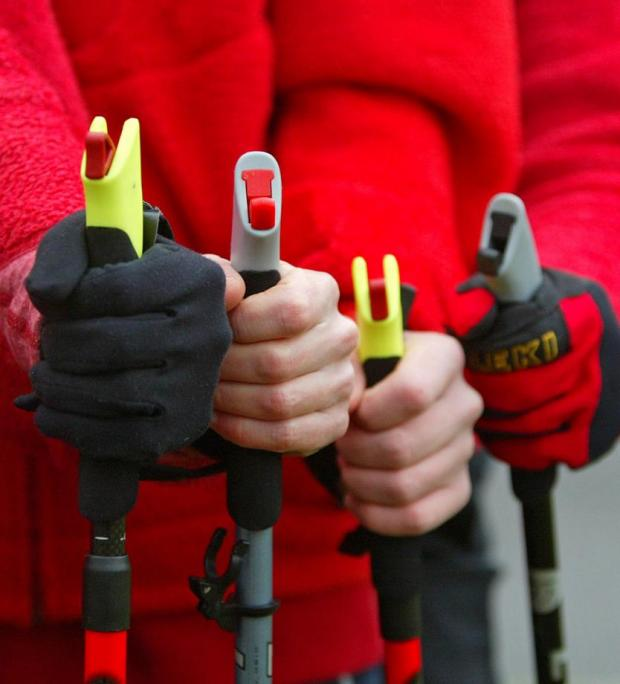 Community news: New Nordic walking course starting