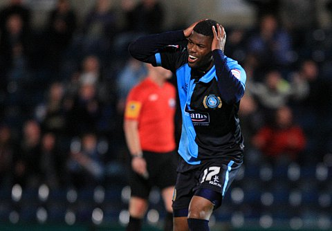 Joel Grant has been tipped for the top by Gareth Ainsworth
