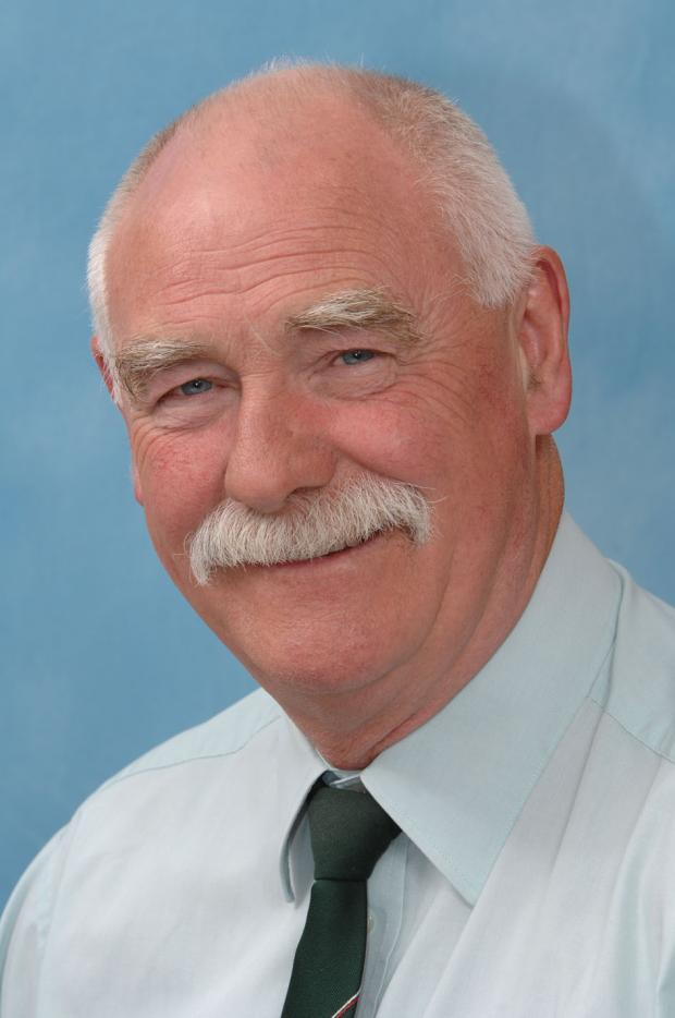 Cllr Bill Lidgate