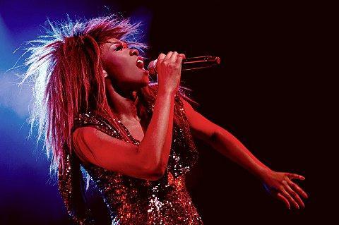 Emi Wokoma as Tina Turner