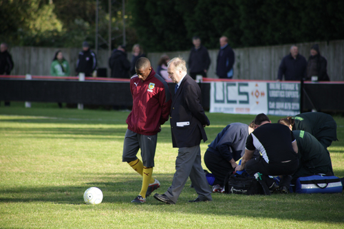 Marlow boss Mark Bartley