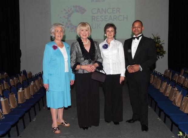 Community news: Wendy Craig helps raise £7k at fashion show