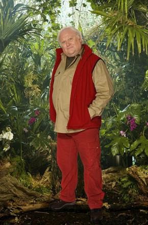 Colin Baker avoids first two Bushtucker trials in I'm A Celebrity