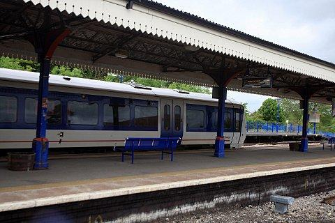 Commuter blasts new train timetable