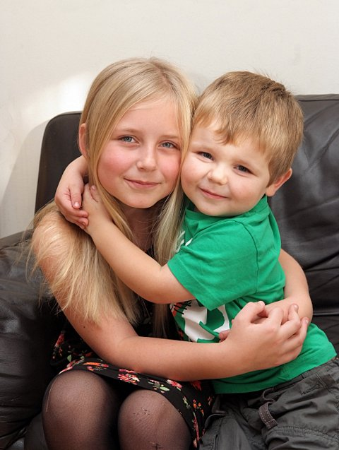Jessica and Alfie