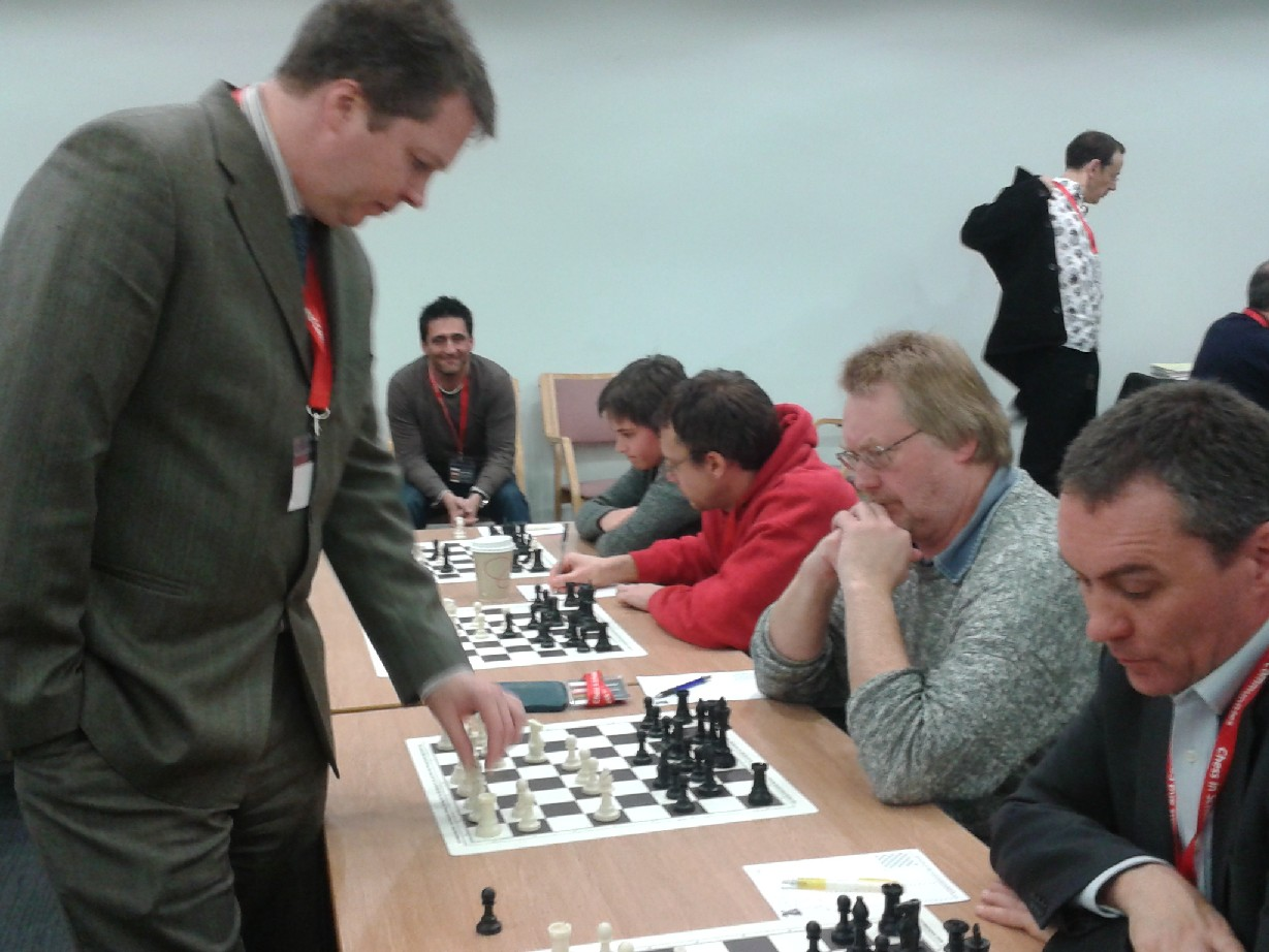 London Chess Classic kicks off at Olympia