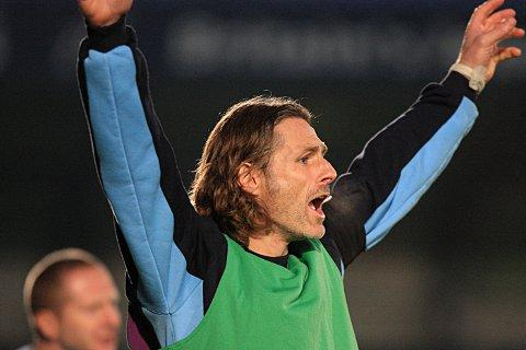 Gareth Ainsworth was unhappy with a lack of professionalism from his players
