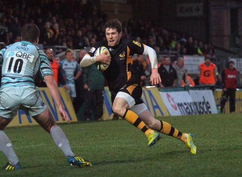Wasps surge into play-off places with another second-half supershow