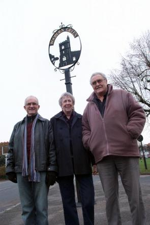 Community news: New village sign for Wooburn