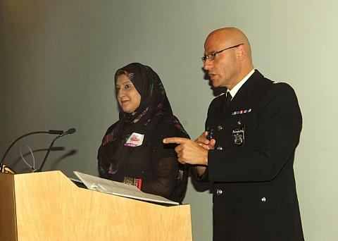 Muslim community expresses concerns about Operation Ribbon