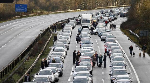 Community in mourning after M6 tragedy